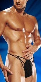 Male Power G-Thong with Straps