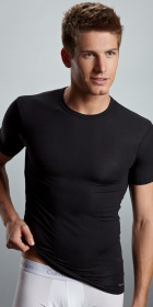 Calvin Klein Micro Modal Crew Neck T-Shirt