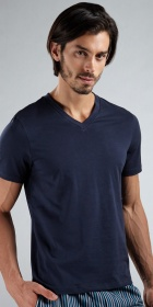 HUGO BOSS Innovation Cotton Short Sleeve V-Neck
