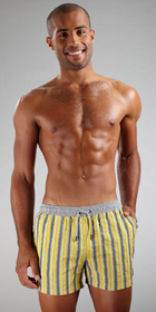 HUGO BOSS Innovation 23 Goldeye Swim Trunks