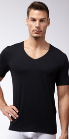 C-IN2 Multi Pack High V-Neck T-Shirt
