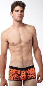 Male Power Tear Drop Enhancer Short