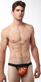 Male Power Tear Drop Micro Thong
