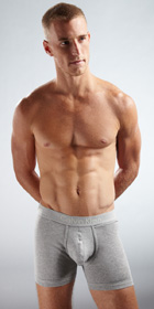 Calvin Klein Basic Body 2-Pack Boxer Briefs