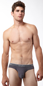 Obviously Basic Brief with Anatomical Pouch