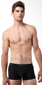 Obviously Basic Low Rise Trunks with Anatomical Pouch