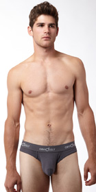 Obviously Basic Low Rise Brief with Anatomical Pouch