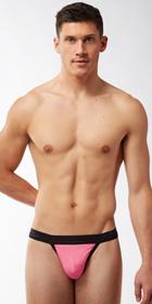 Male Power Neon Mesh Mustang Bikini