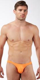 Male Power Euro Male Full Cut Thong Back