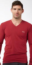 Diesel Jody V-Neck Long Sleeve Shirt