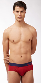 Naked Tencel Brief