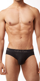 Calvin Klein Basic Body 2-Pack Hip Briefs