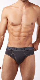 Diesel Under Denim Blade Briefs