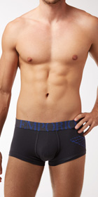 Emporio Armani Eagle Stretch Cotton Trunks