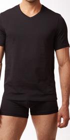 HUGO BOSS Perfect Cotton V-Neck T-Shirt 3-Pack