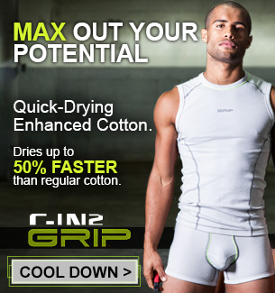 Max out your potential. C-IN2 Grip
