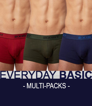 Everyday Basics. Shop Multi-Pack Basics