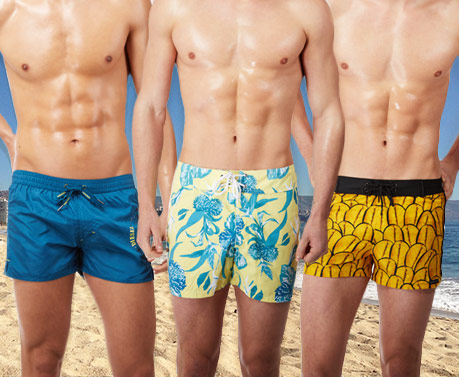 Shop New Men's Swimwear