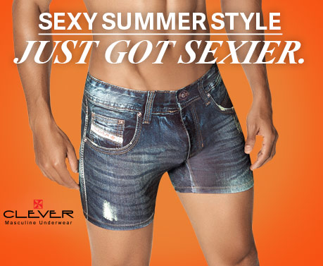 Sexy summer style just got sexier.
