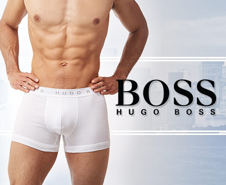 The Best Basics for Everyday Wear - Hugo Boss.