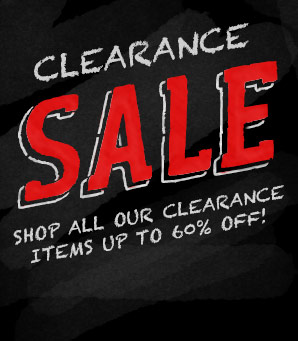 Shop the Clearance Sale!