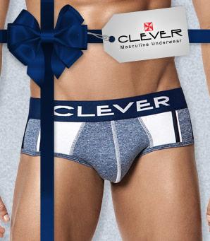 Shop Clever Underwear.