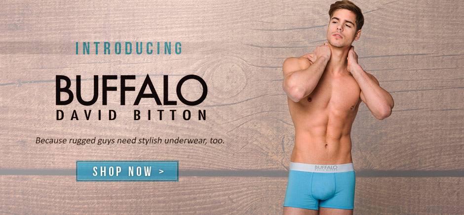 Introducing Buffalo by David Bitton