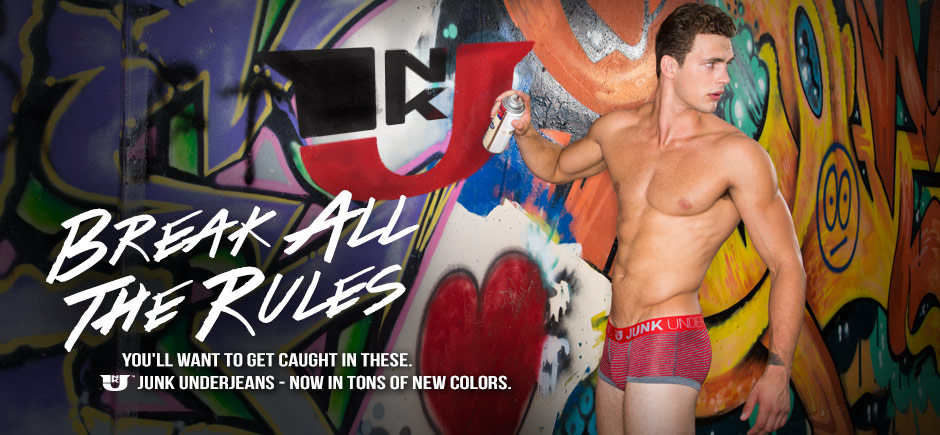 New Junk Underwear Colors