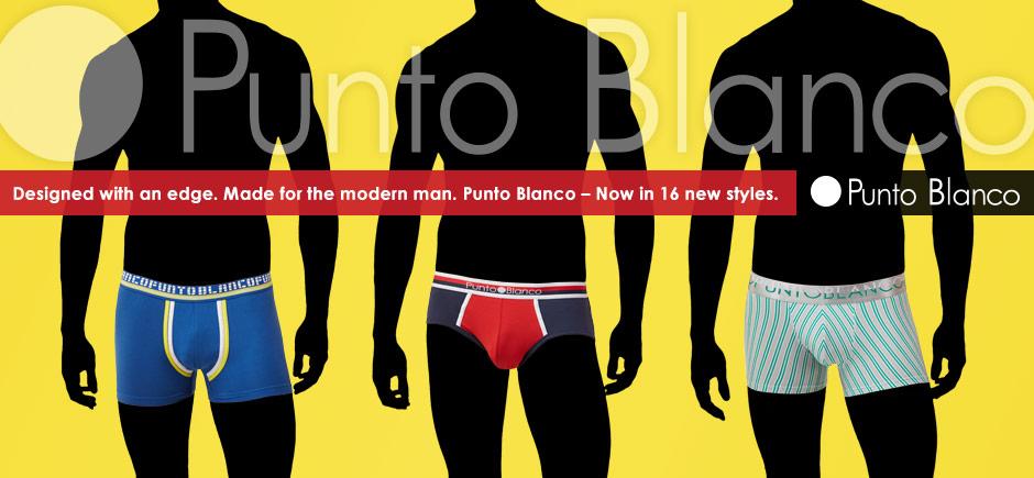 16 New Styles of Punto Blanco