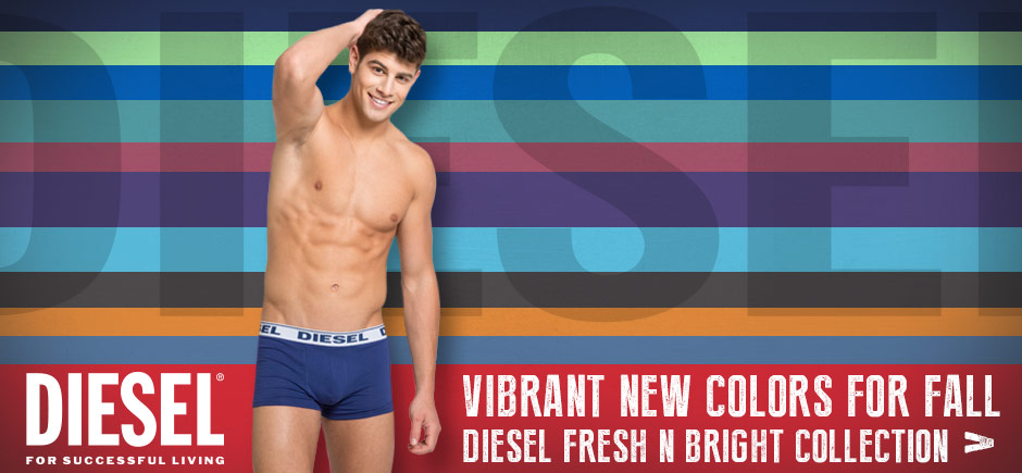 New Diesel Colors