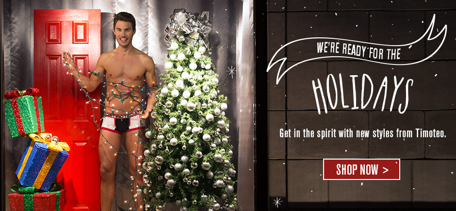 Get in the spirit with new Timoteo