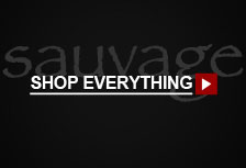 Shop Everything Sauvage