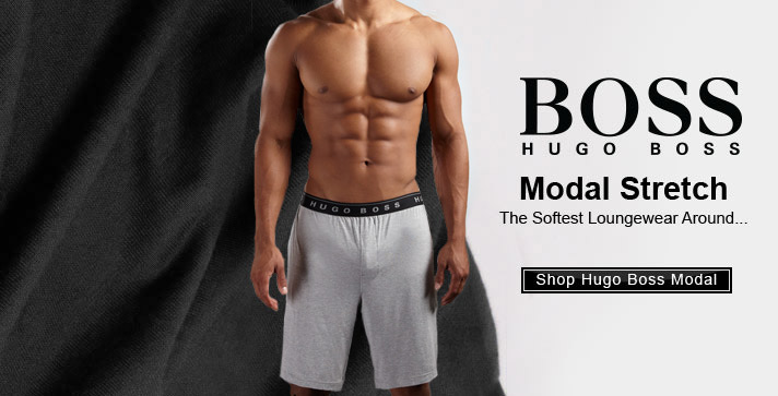 Hugo Boss Modal Stretch - The softest loungewear around...