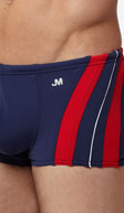 JM Waves Pouch Swim Trunk