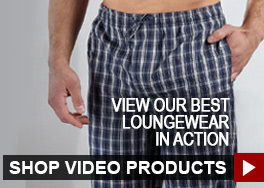 View our best loungewear in action with product videos!