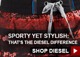 Sporty Yet Stylish: That's the Diesel difference
