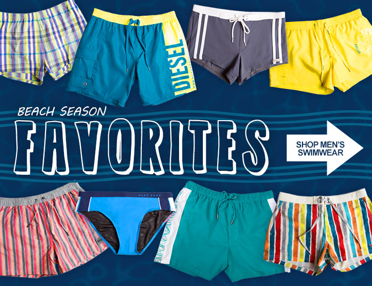 Shop Beach Season Favorites