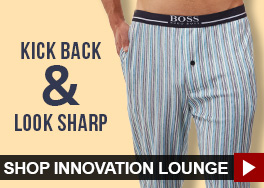 Light loungewear for lazy summer days. Shop plaid lounge.
