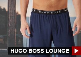 Shop Hugo Boss Lounge.