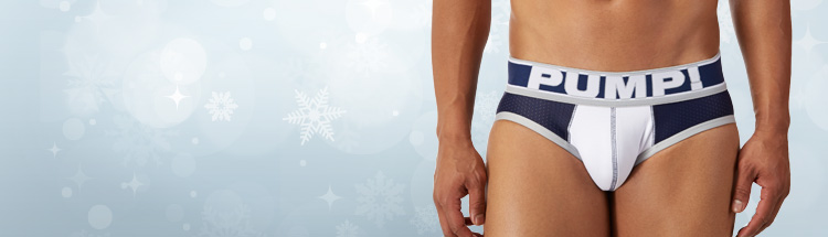 Underwear. Briefs, boxers, thongs and more.