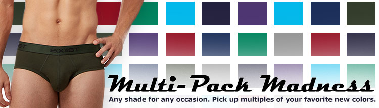 Multi-Pack Madness. Any shade for any occasion. Pick up multiples of your favorite new colors.