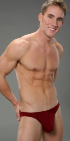 Male Power Rib Cotton Bikini