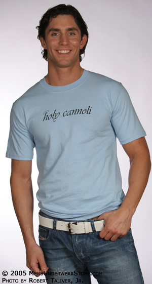 Tucci Holy Cannoli T-Shirt