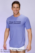 Tucci Keep In Touch With Yourself T-Shirt
