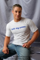 Tucci Pet My Penne T-Shirt