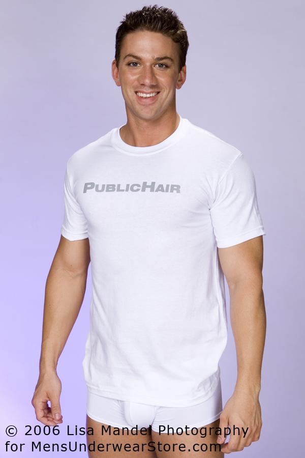 Tucci Public Hair T-Shirt