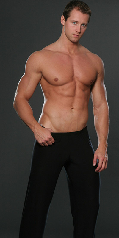 N2N Bodywear Brushed Tactel Lounge Pants