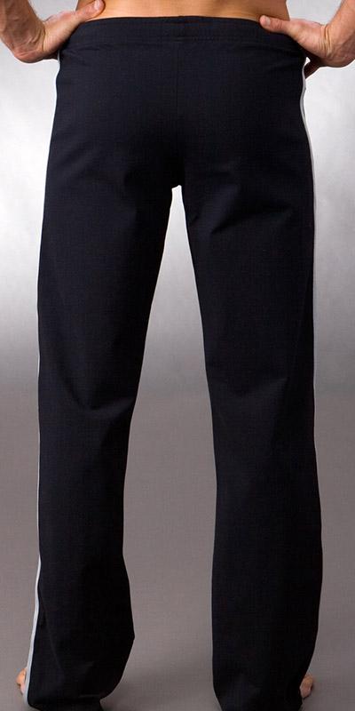 Sauvage Zipper Tactel Workout Pant