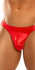 Male Power Satin Lycra Bong Thong