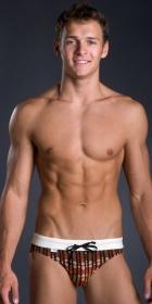 N2N Bodywear Stratus Sport Swimsuit